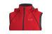 GORE RUNNING WEAR Essential GWS Zip-Off Jacket Men red